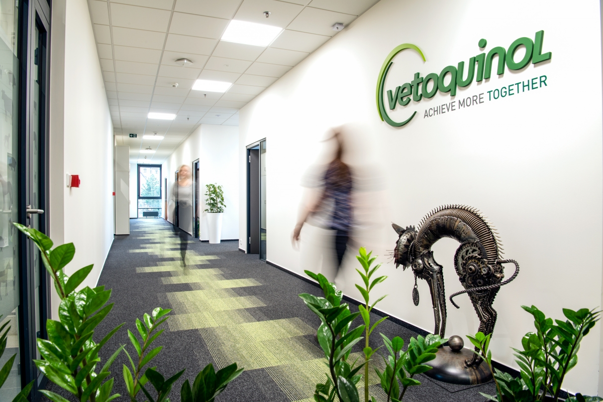 Vetoquinol kanceláře